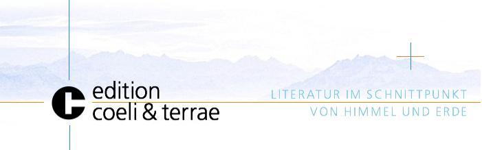 Literatur im Schnittpunkt von Himmel und Erde